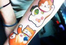 tattoos / by Circe Emilia