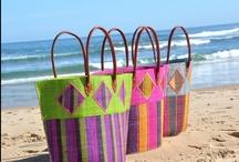 CESTOS PARA LA PLAYA / Cestos con los colores que más favorecen para tus días de playa o piscina!!