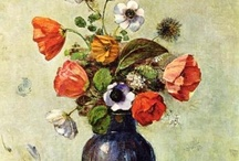 Bertrand-Jean Redon (1840-1916) / Born: 20 April 1840; Bordeaux, France Died: 06 July 1916; Paris, France Field: painting, printmaking Nationality: French Art Movement: Symbolism School or Group: Société des Artistes Indépendants (Society of Independent Artists) http://www.wikipaintings.org/en/odilon-redon