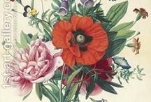 Jean-Louis Prévost (c.1750/60-c.1810/15)  / Jean Louis, Le Jeune Prévost (c.1760 - c.1815 ) Professions: Flower painter; Landscape painter
