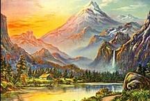Landscape Art - Пейзажи