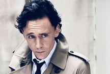 Those Men / Tom Hiddleston, Jude Law, Robert Downey Jr, Leonardo DiCaprio, Alexander Vlahos, et al.