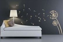 Wall Decals & Wall Art / Everything that is wall & art!