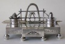 Antique Silver / by Peter Szuhay