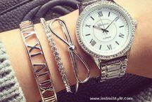 Bracelets / Infinity faux leather bracelet