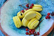 Słodkie makaroniki :)