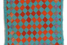 Textiles & surfaces / Fibers, patterns and textile art • Fibres, imprimés et art textile