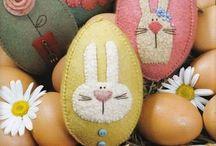 Easter Crafts & Snacks