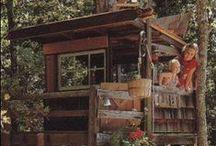Treehouse love.
