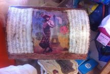 MARY'S creations decoupage / decoupage and more....