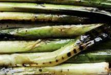 CSA Recipes - Leek and Onion