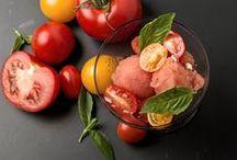CSA Recipes - Tomato and Tomatillo