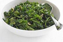 CSA Recipes - Leafy Greens