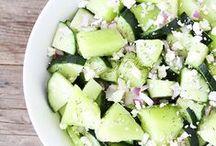 CSA Recipes - Cucumber