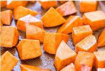 CSA Recipes - Sweet Potato and Winter Squash