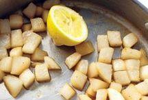 CSA Recipes - Root Vegetables