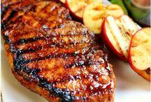 Beef, Pork & Sausages
