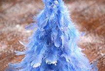 Dekoracje i kompozycje na Boże Narodzenie / Kompozycje bożonarodzeniowe wykonane z materiałów florystycznych dostępnych w Hurtowni florystycznej GrandDeco.pl i sklepie SklepFlorystyczny.pl