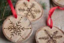 Christmas / Food and crafts for Christmas time!