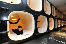 Architecture/ Capsule / Architectural particles