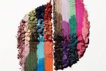Color inspiration • Palettes colorées / Beautiful images and samples with vibrant mixes of colors to inspire creative work • Photographies et échantillons colorés pour inspirer la créativité