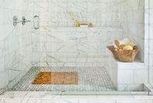 Marble dreams / Natural stone and Ceramic tiles with marble look. Find ideas and inspirations full of marble
