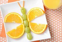 Yummy food for kids / Take the pain out of cooking for fussy kids with these recips they'll all say yum to!