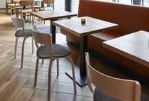 Public Spaces / ABL's references of restaurants and other public spaces around Finland