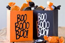 Trick or treat? / Cakes, decoration and a lot of ideas for Halloween