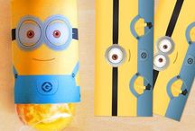 < Minions party > / Costumes, cakes, party invites, decoration and more about minions!