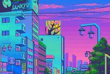 °·Pixel fairy·° / Pixelated