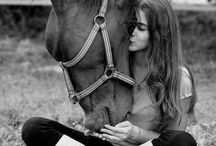 Photo Session and Horse