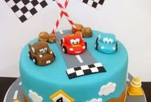 < Cars party > / Ideas to make a car party: Decoration, cake, drinks and much more!