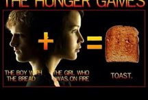 The Hunger Games ⚔ / And may the odds be ever in your favour.