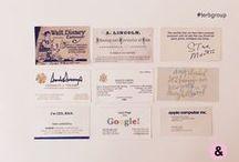 /Biglietti/ / Progetto: BIGLIETTI. #Biglietti da visita, del tram o della spesa. Un pezzo di #carta è sempre #creativo. Condividi con noi qualsiasi biglietto che reputi particolare caricando una foto sui social con l'hashtag #terbgroup. Diventerai anche tu il protagonista dei nostri canali. Siamo tutti autori di #Curiose. #Creative. #Emozioni. #Ispiriamoci. www.terbgroup.it #biglietti #lettere #ispiriamoci