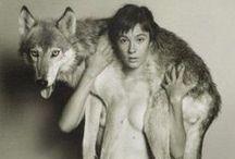 Female Power • Pouvoir féminin / Who run with the wolves