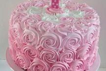 First Birthday Cakes!