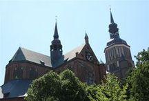 Kirchen / #Kirchen in den #Hansestädten der #Ostsee- und #Nordsee. Weitere Bilder und Hintergründe unter: http://hansestaedte.com/category/bilder/kirchen/