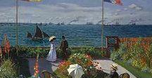 Pinturas y Pintores / Pintura clásica, impresionismo