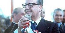 Salvador Allende / Presidente consecuente, demócrata, el hombre del pueblo