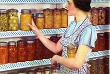 Canning, Drying & Root Cellaring / Getting Ready For The Winter