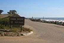 Emma Wood State Beach / See www.mcpclawfirm.com for more.