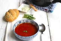 02. Recepten soep ♥ Soup recipes
