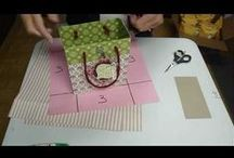 Cardmaking - Giftboxes, Envelopes , Projects