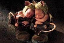Cute Babies - Anne Geddes