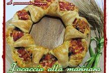 Pizze, pane e prodotti vari da forno
