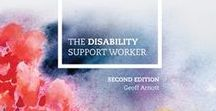 Community Services and Welfare / Inspiration, books and resources for community services and welfare students.