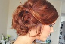 Buns & Updos / From messy to classic