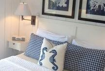 Beach-inspired Rooms