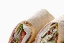 02. Recepten wraps ❤️ Recipes wraps